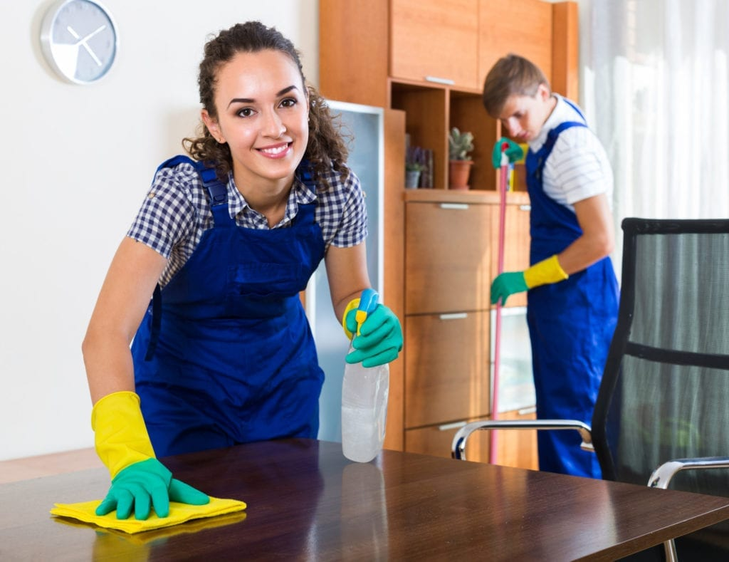 5 reasons why you should use a cleaning service