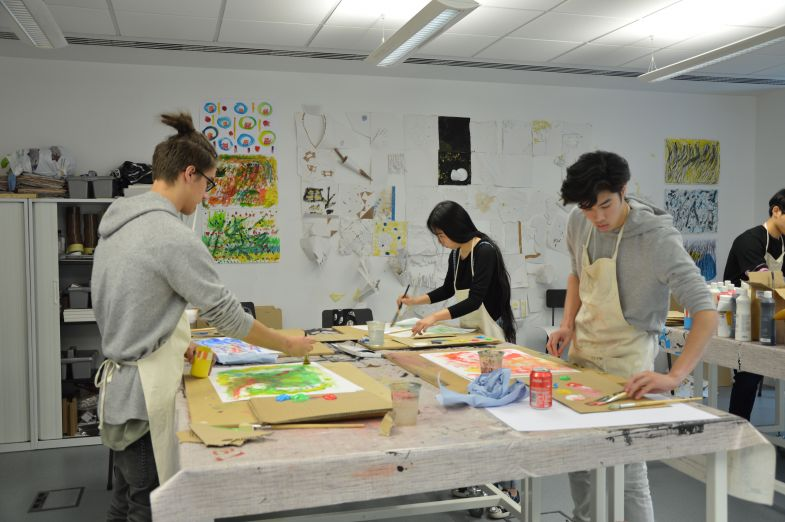 The Benefits of Art & Design Majors